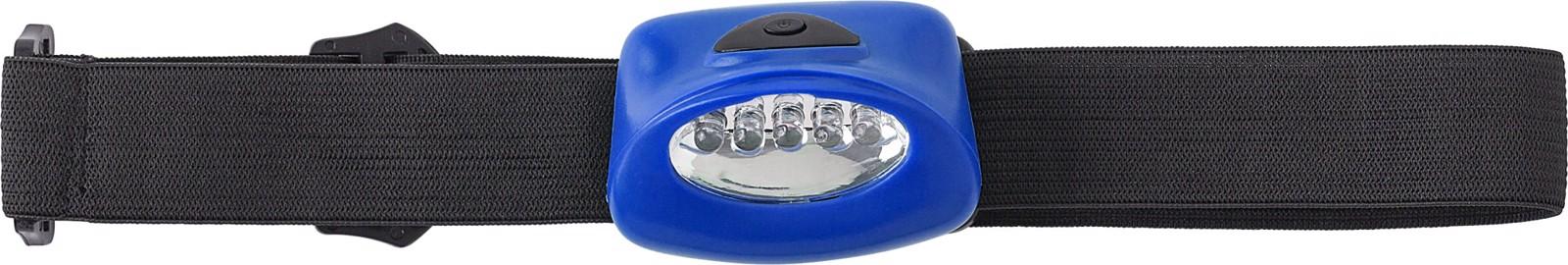 ABS head light - Cobalt Blue