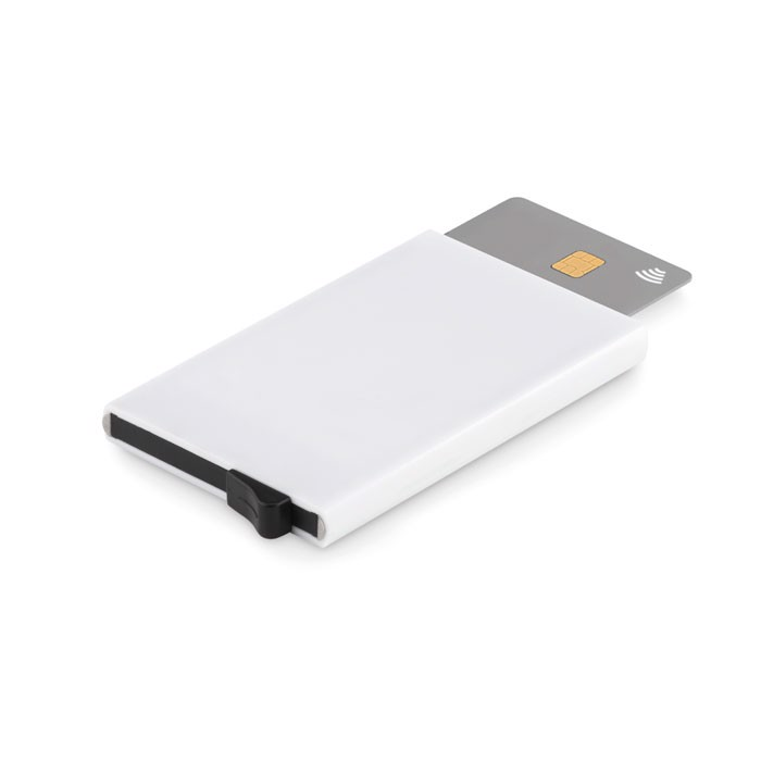 RFID Kreditkartenhalter Basicur - weiß