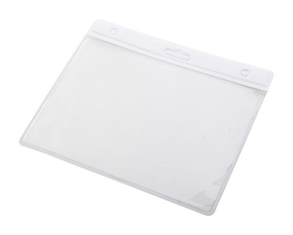 Suport Ecuson Alter - Alb / Transparent