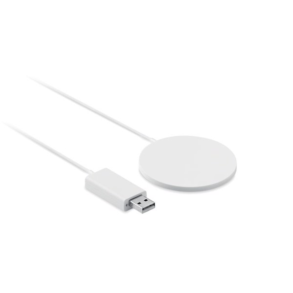 Ultrathin wireless charger Thinny Wireless - White