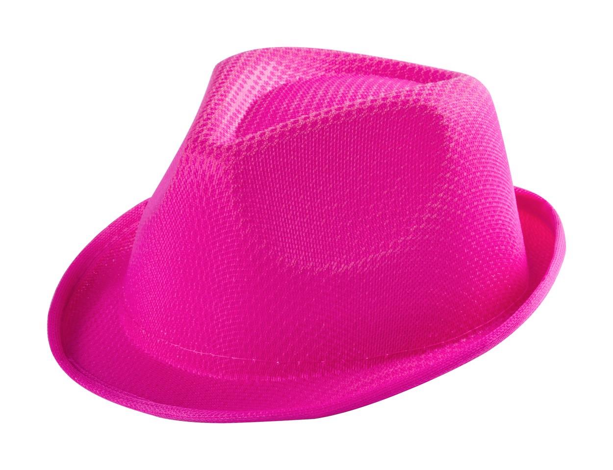 Klobouk Tolvex - Růžová