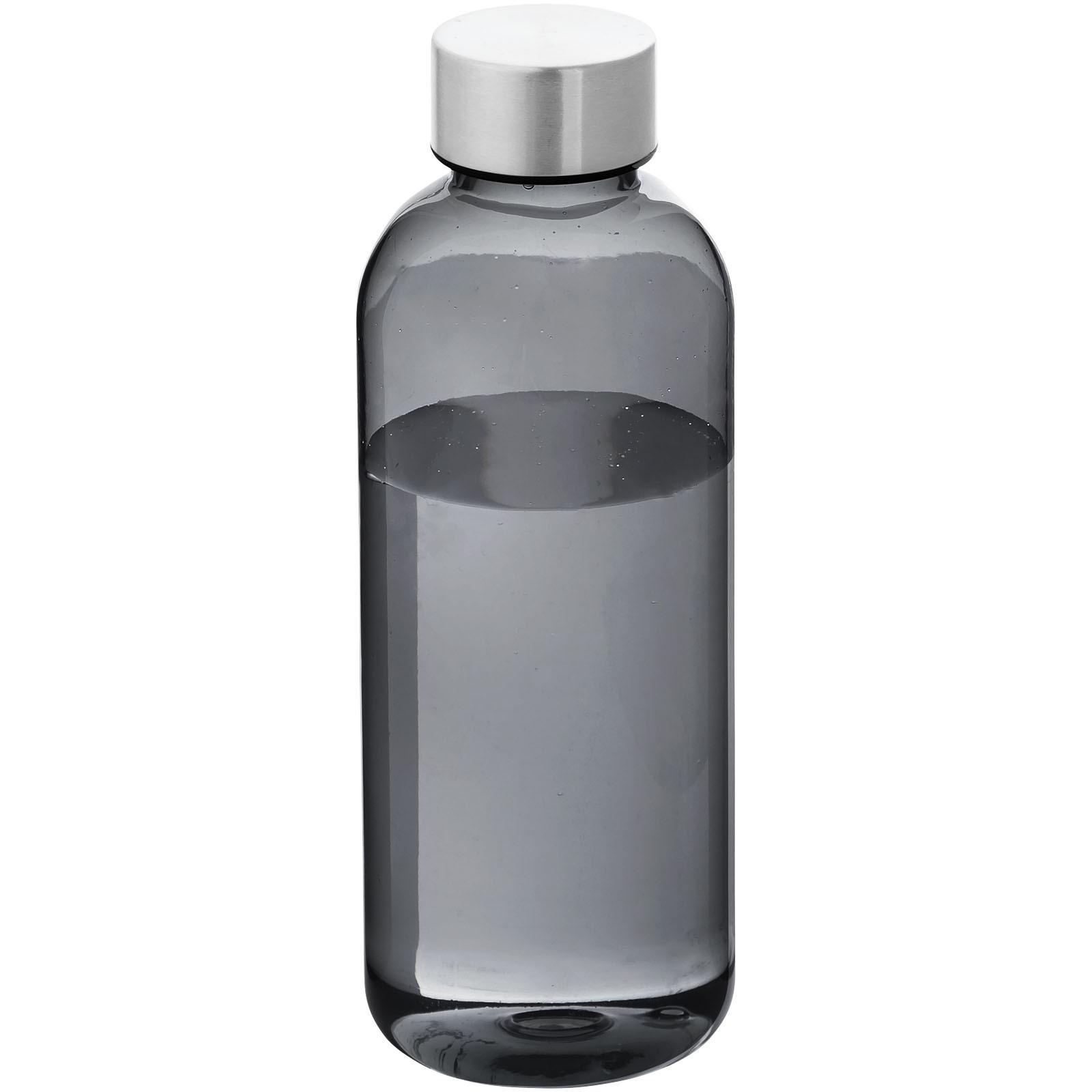 Spring 600 ml Tritan™ sport bottle - Transparent black
