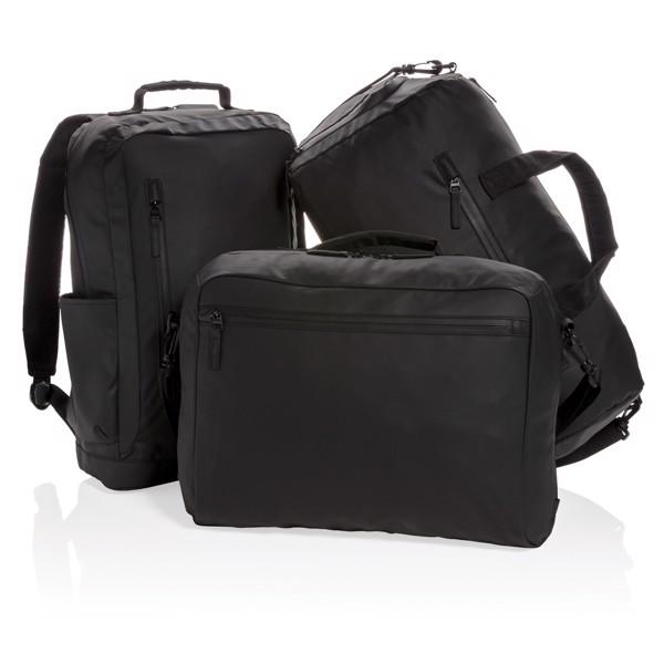 Černá víkendová taška Fashion PVC free