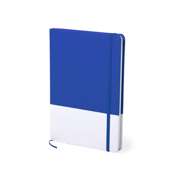 Notepad Mirvan - Blue