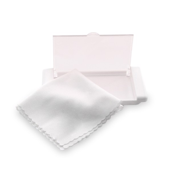 Cleaner Cloth Prain - White