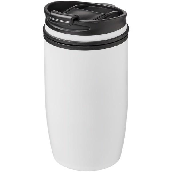 Prado 330 ml insulated tumbler - White