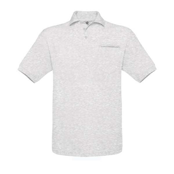 Safran Pocket - Cinza Mesclado / XL