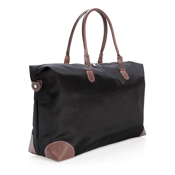 Travel weekend bag - Black