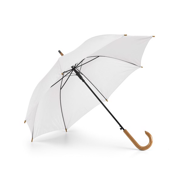 PATTI. Umbrella with automatic opening - White