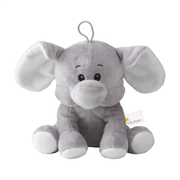 Olly plush elephant cuddly toy