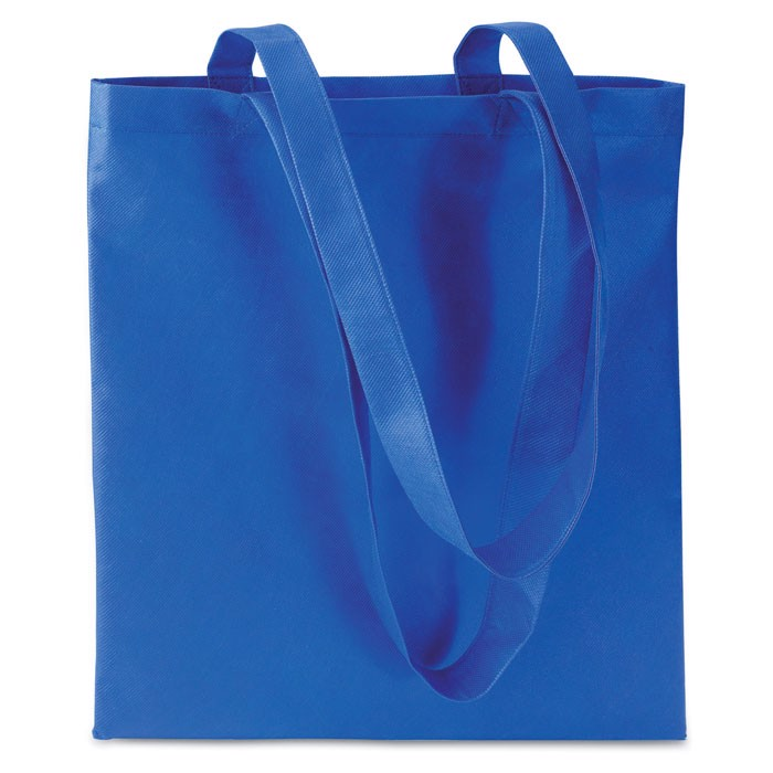Shopping bag in nonwoven Totecolor - Royal Blue