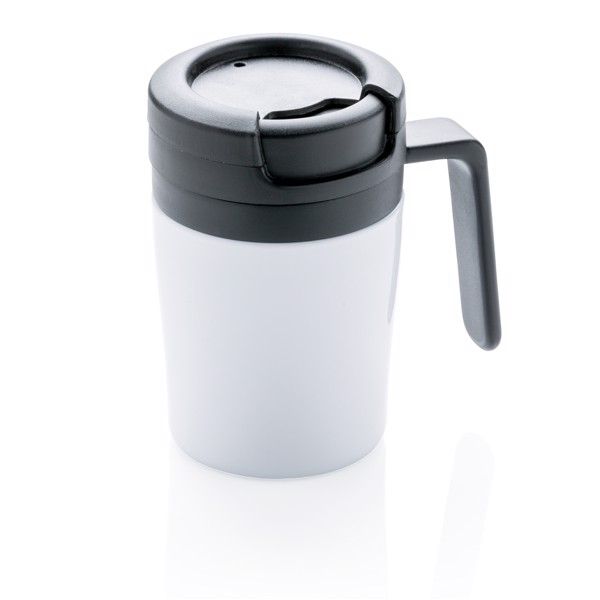Coffee to go bögre - Fehér