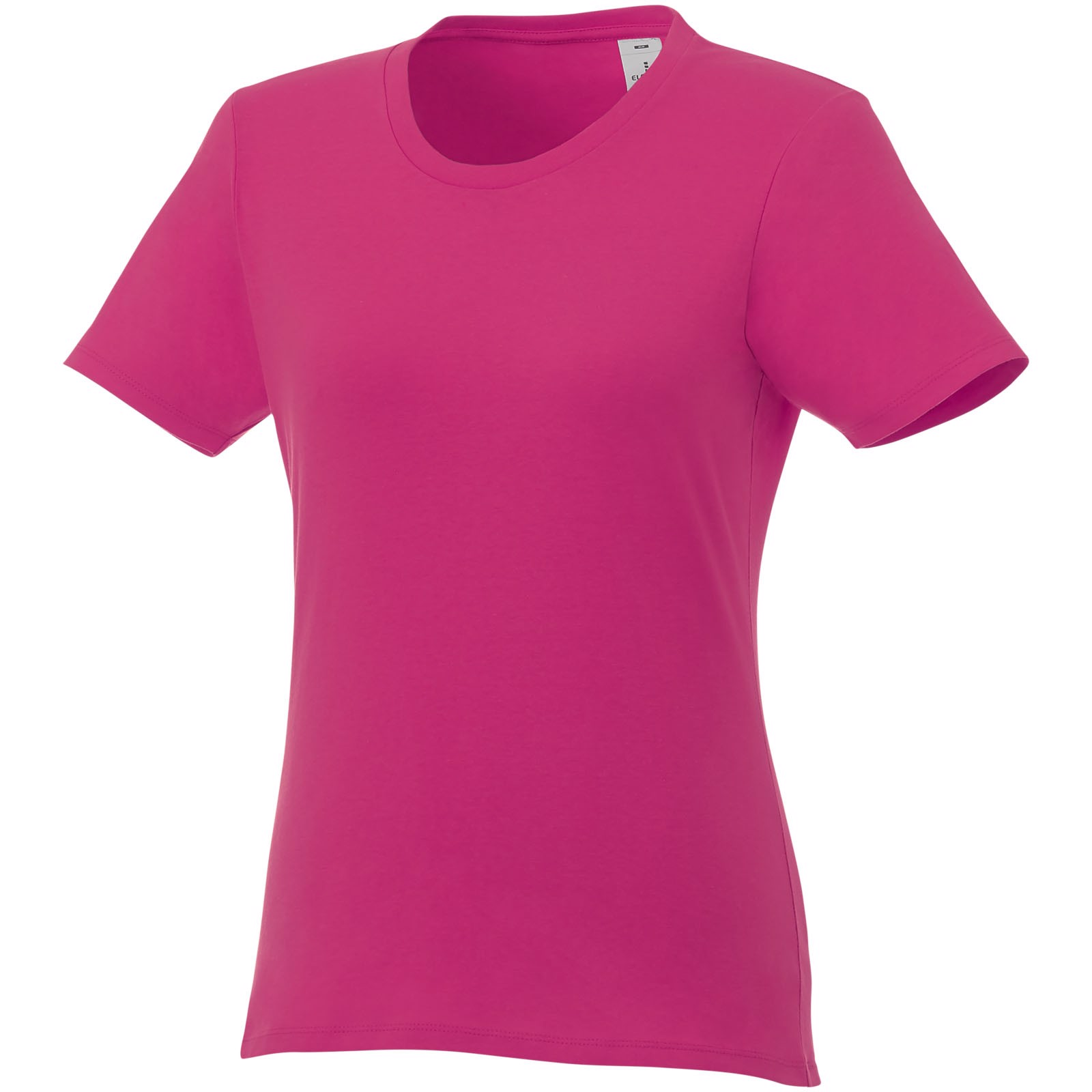 Heros short sleeve women's t-shirt - Magenta / L
