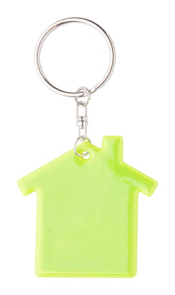 Keyring Abrax - Safety Yellow
