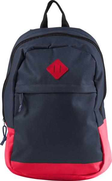 Rucksack 'Mia' aus Polyester - Red