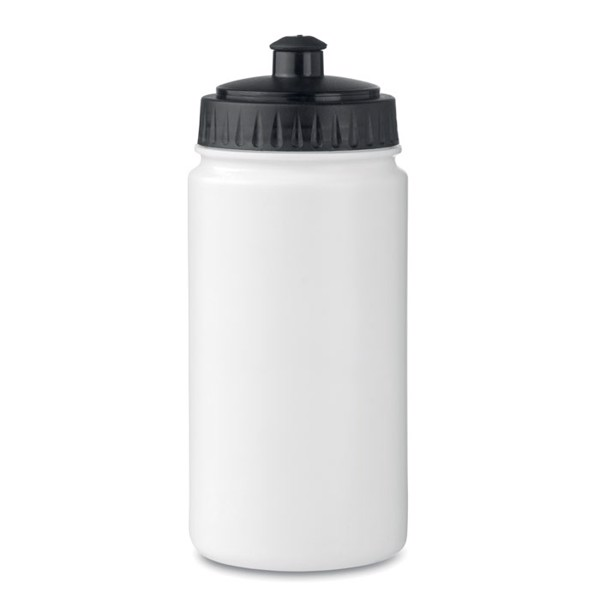 Sticlă pentru băut Spot Five - white