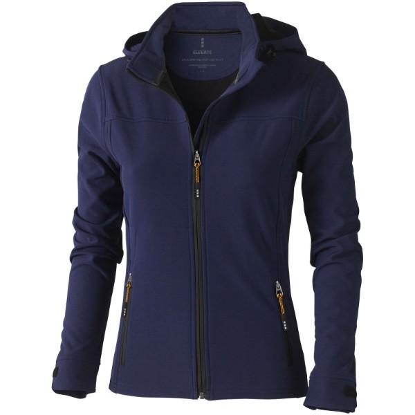 Langley softshell ladies jacket - Navy / XL