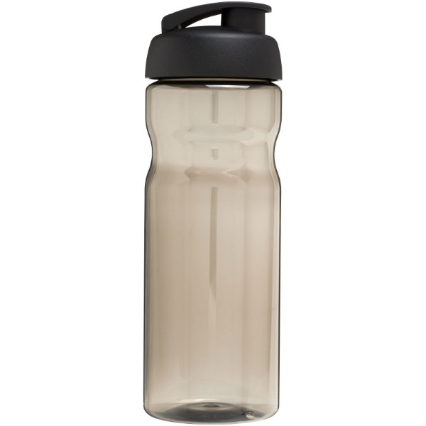 Sportovní láhev s vyklápěcím víčkem H2O Base® 650 ml - Charcoal