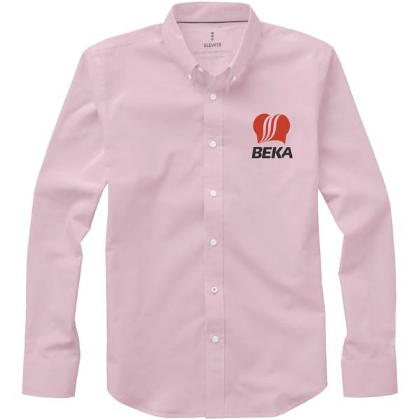 Vaillant košile s dlouhým rukávem - Magenta / XL