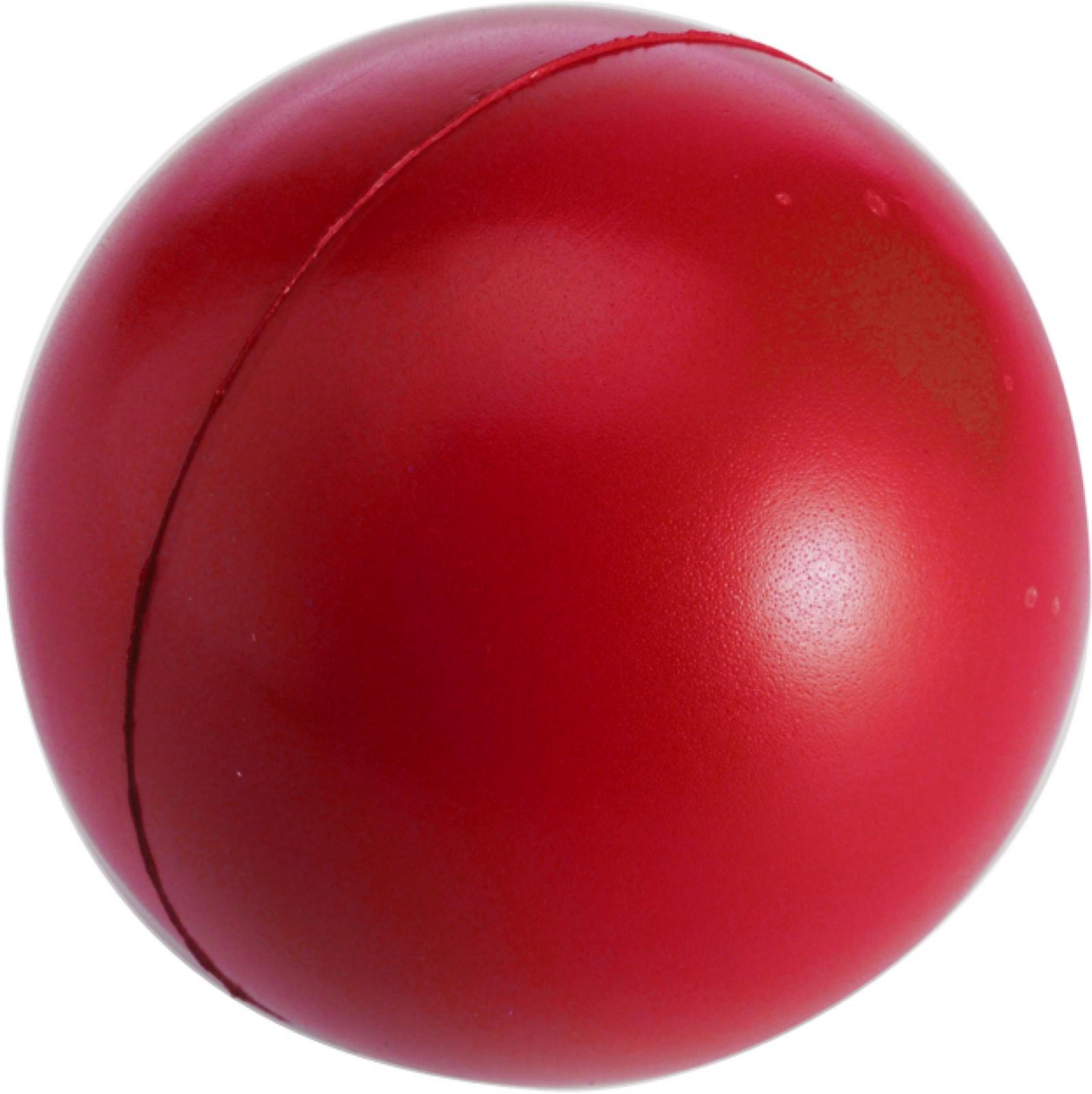 PU foam stress ball - Red