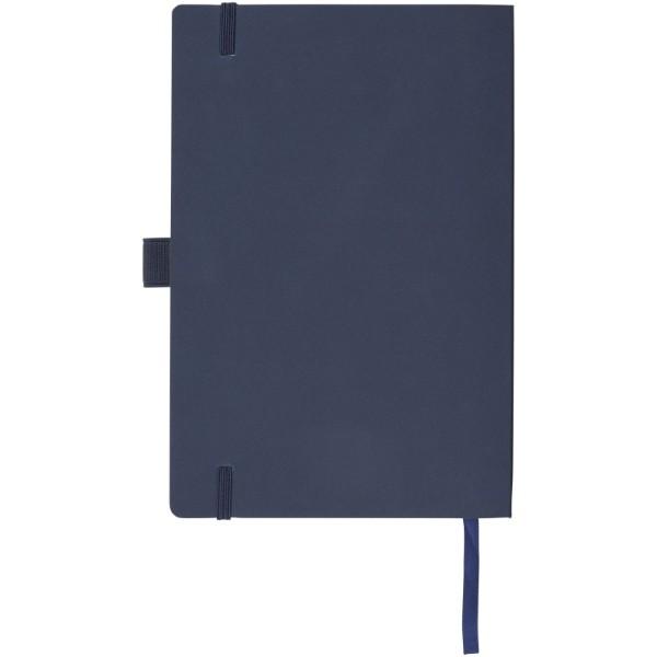 Notatnik A5 Revello w miękkiej okładce - Ciemnoniebieski
