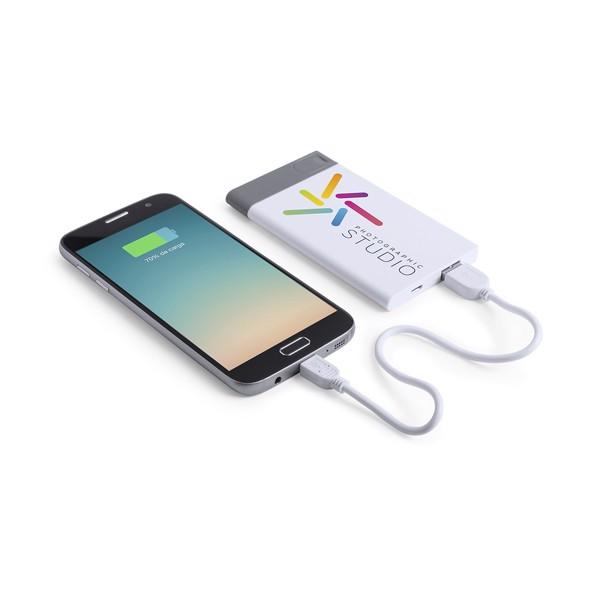 Bateria Auxiliar USB Spencer