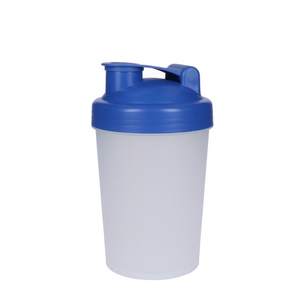 """Shaker """"Protein"""" Small - Translucent / Standard-Blue Pp"""