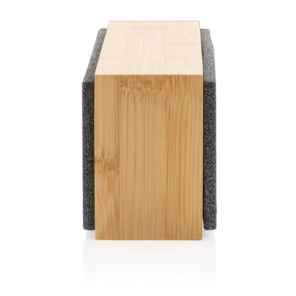 Bambusový bezdrátový reproduktor 10W Wynn