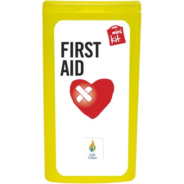 Minisada první pomoci - Žlutá