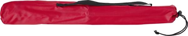 Campingstuhl 'Playa' aus Polyester - Red