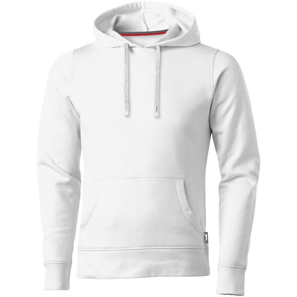 Alley hooded sweater - White / 3XL