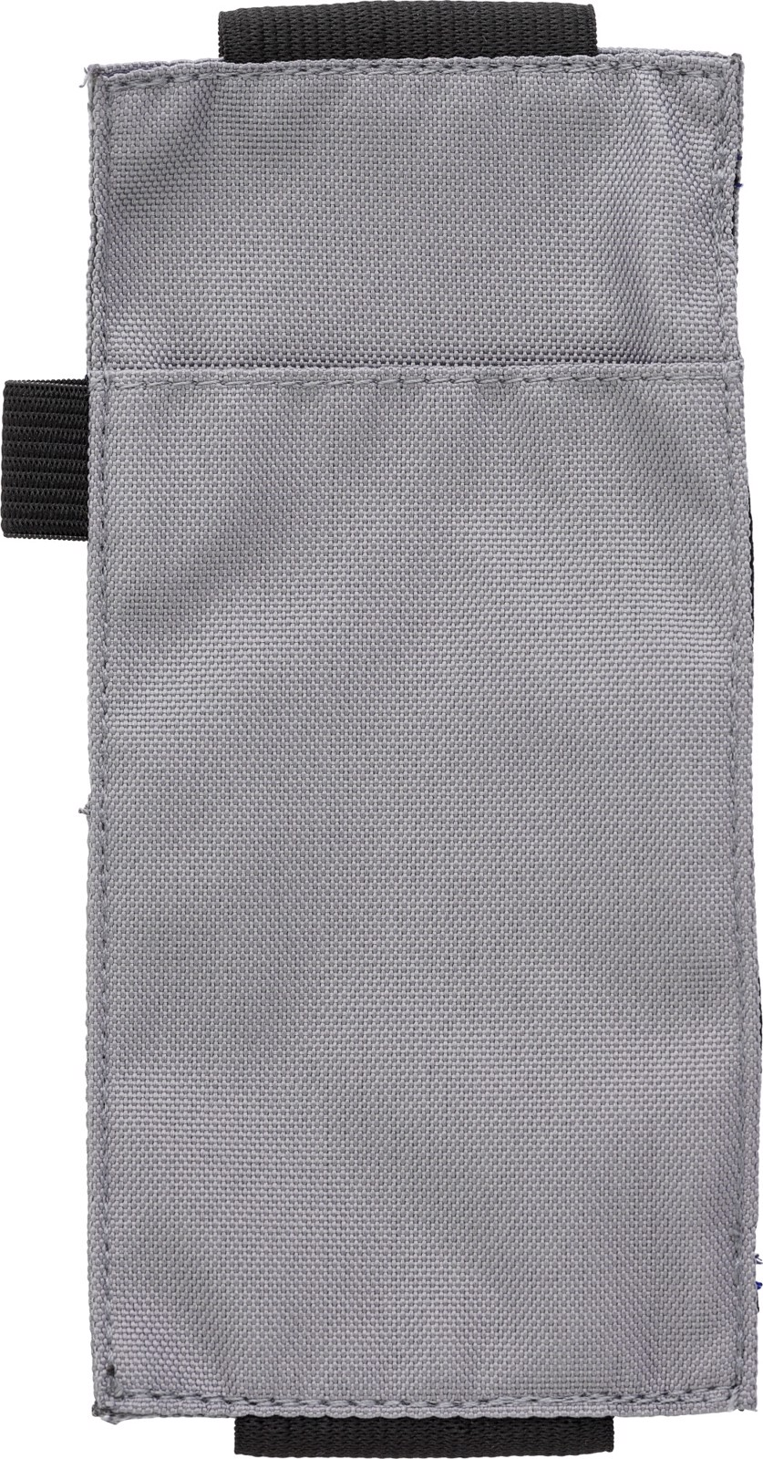 Oxford fabric (900D) notebook pouch - Grey