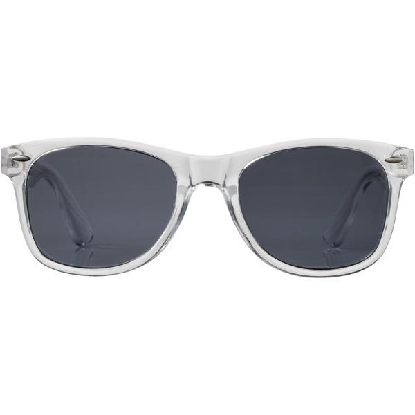 Sluneční brýle Sun Ray s průhlednými obroučkami - Průhledná Bezbarvá