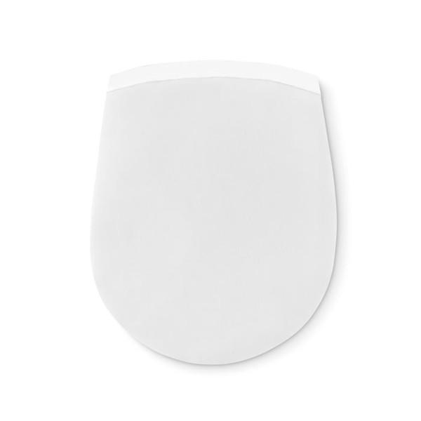 Latawiec w etui Fly - biały