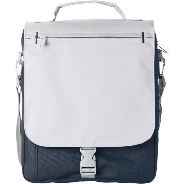 Philadelphia conference bag - Charcoal / Light grey