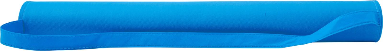 Nonwoven (80 gr/m²) beach mat - Light Blue