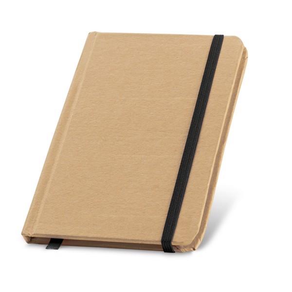FLAUBERT. Σημειωματάριο - μέγεθος τσέπης - Μαύρο