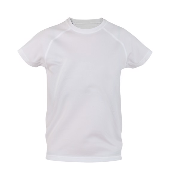 Kids Sport T-Shirt Tecnic Plus K - White / 8