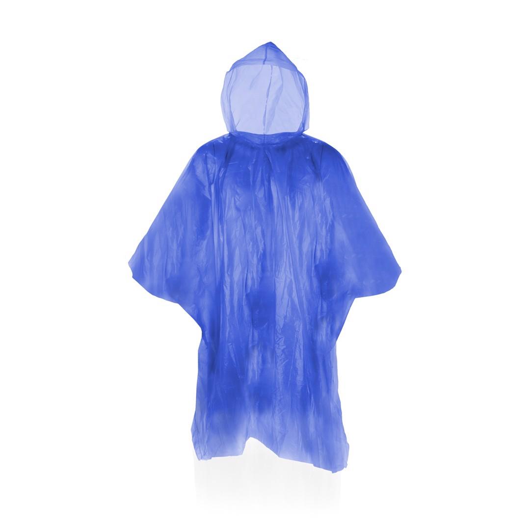 Poncho Remo - Azul