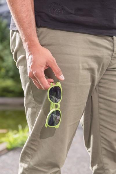 Búza szalma napszemüveg - Zöld