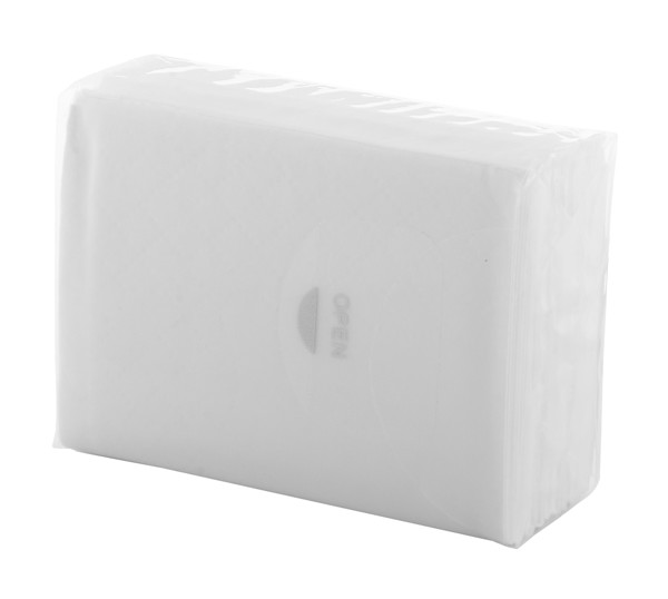 Tissues Custom - White
