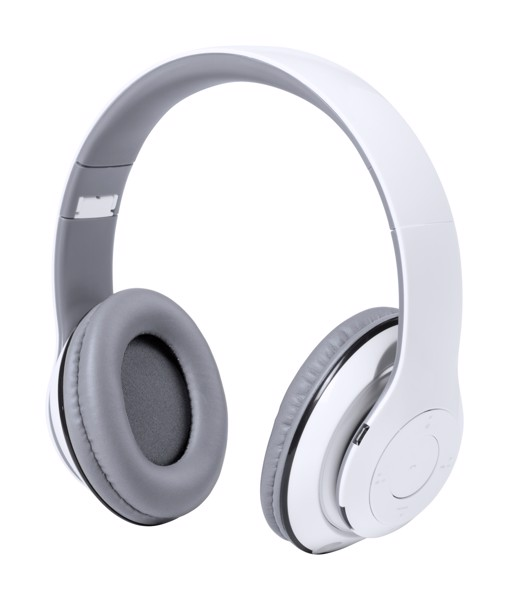 Bluetooth Headphones Legolax - White