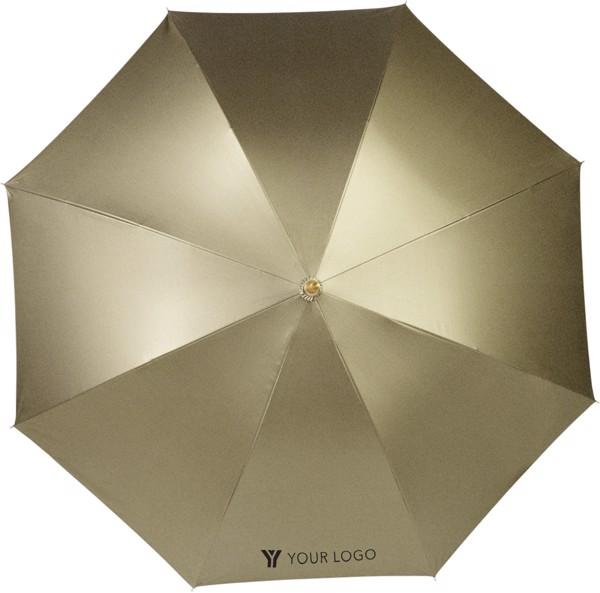 Pongee (190T) umbrella - Gold