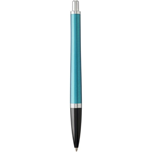 Kuličkové pero Urban - Modrá / Stříbrný