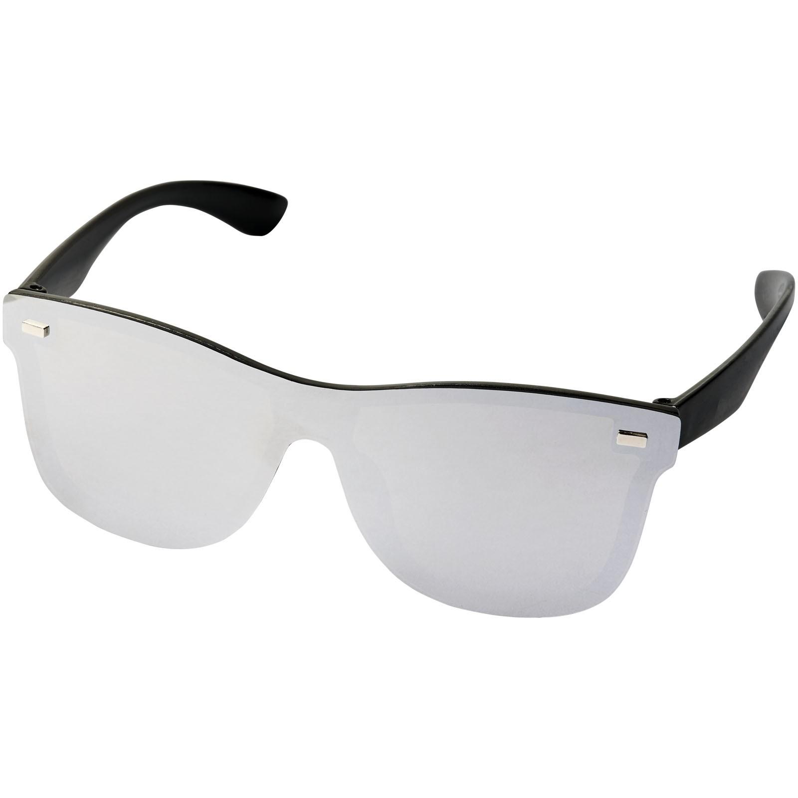 Sluneční brýle Shield se zrcadlovými sklíčky - Stříbrný
