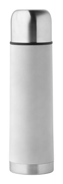 Vacuum Flask Geisha - White