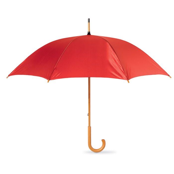 Manuální deštník Cala - red