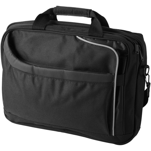 "Anaheim 15.4"" security friendly laptop briefcase"