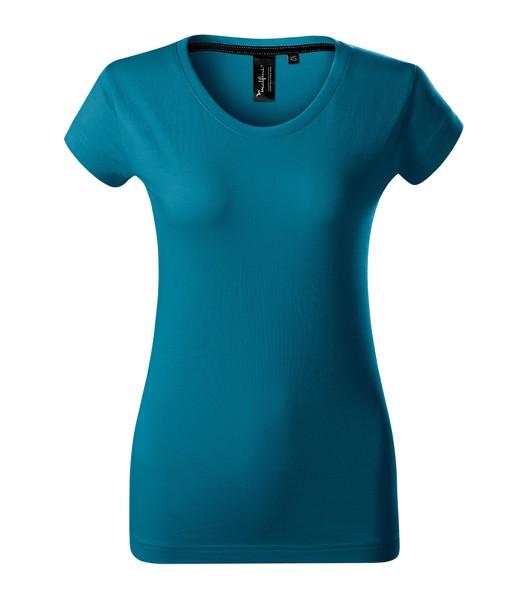 T-shirt women's Malfinipremium Exclusive - Petrol Blue / XL