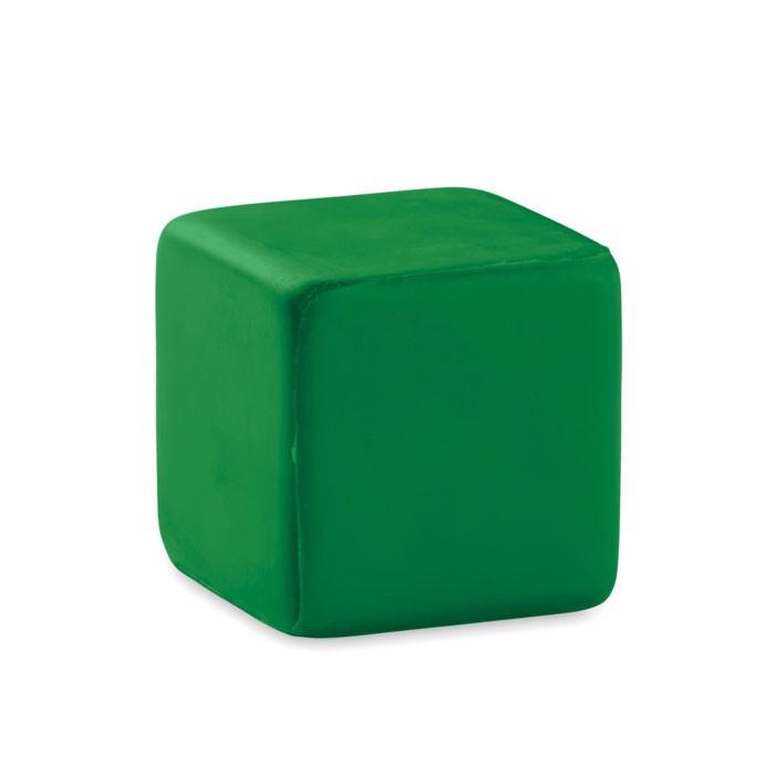 Antystres kwadrat Squarax - zielony